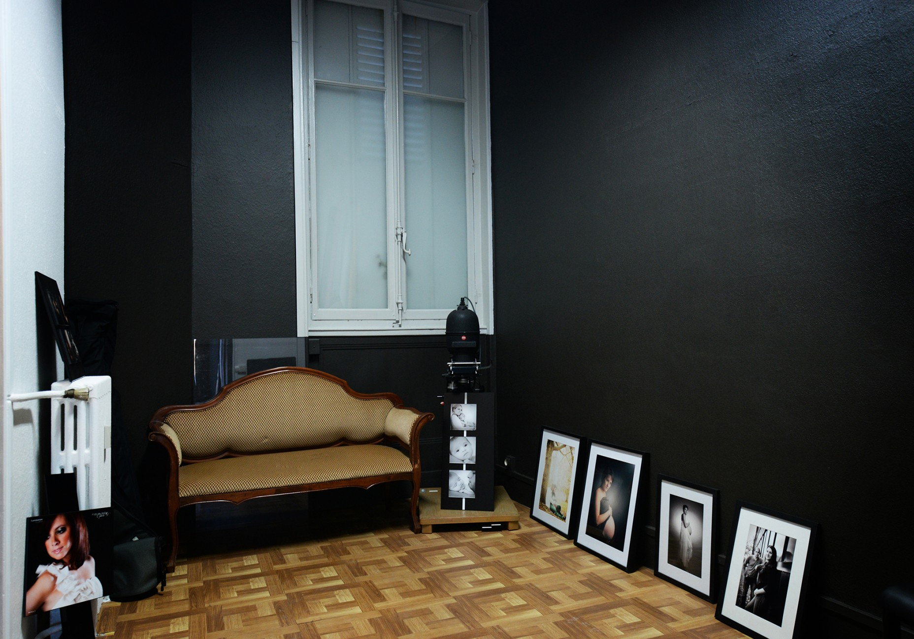 location studio photo Saint Etienne