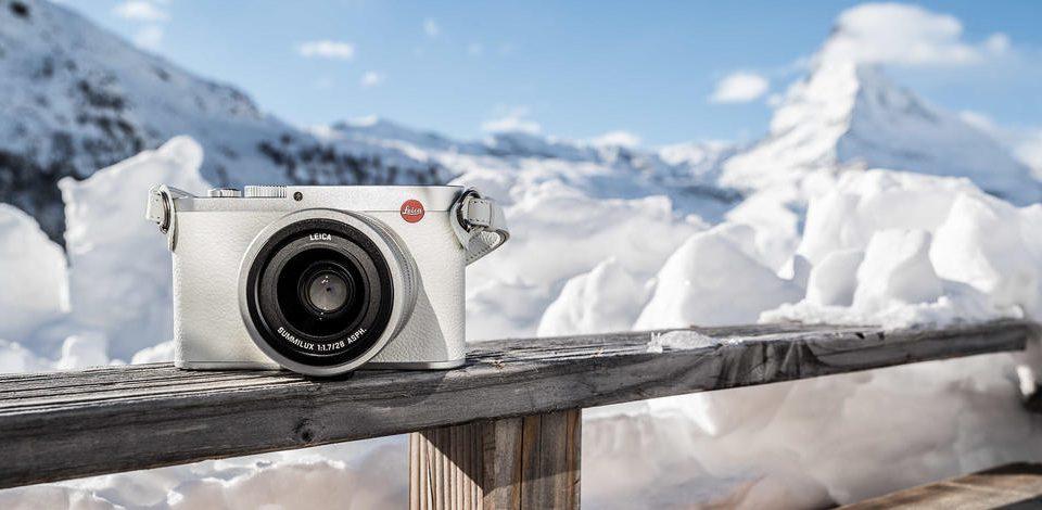 Leica Q «Snow» d'Iouri Podladtchikov